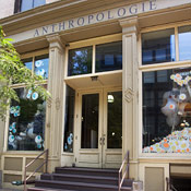 Anthropologie Soho New York Store Shopping Guide