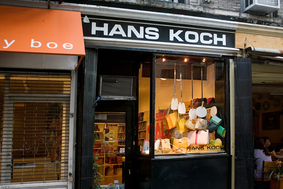 Hans E Koch Ltd - New York, NY