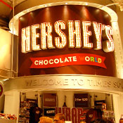 Hershey's Times Square Photo