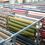 Harry Zarin Fabric Warehouse Photo