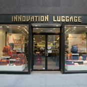 Innovation Luggage - - Midtown East - New York Store & Shopping Guide