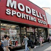 Related Articles for Modells Sports Store more related articles» Seven Fitness Trends for » The trends are a mix of new and retro, tech-enabled and totally basic. The October To-Do List» It's time to bring long sleeves and long pants out of storage, prep your home and car, and contact the cool weather home/yard contractors.
