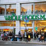 Union Square Whole Foods Hours