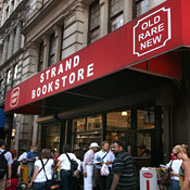 Strand Bookstore Photo