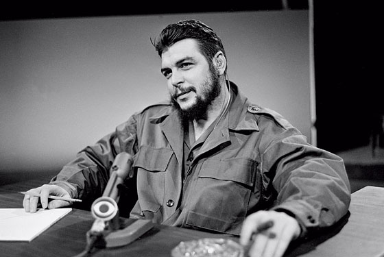 how che guevara is portrayed on film new york magazine