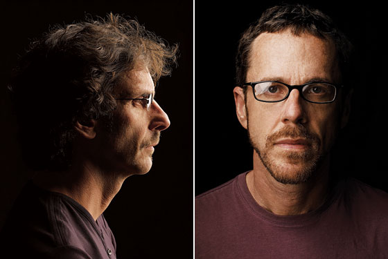 our critic on the underlying philosophy of the coen brothers  the mind melded coen brothers have made a brilliant fetish out of favoring form over content but now no country for old men they have discovered