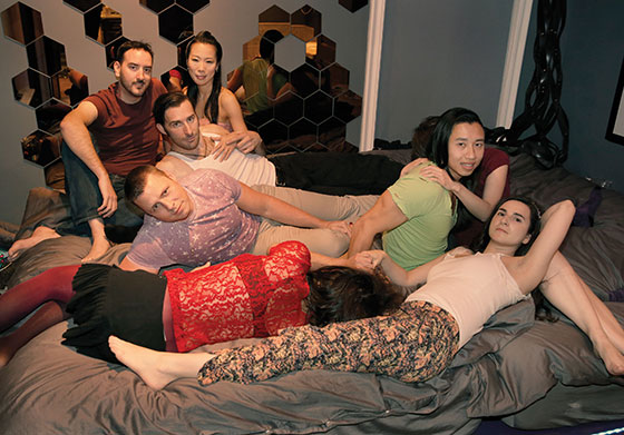 Pics of sex parties in brooklyn