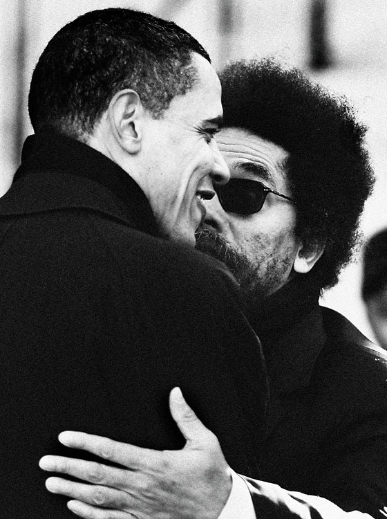 Why Cornel West Can't Seem to Find Love and Justice in His ...
