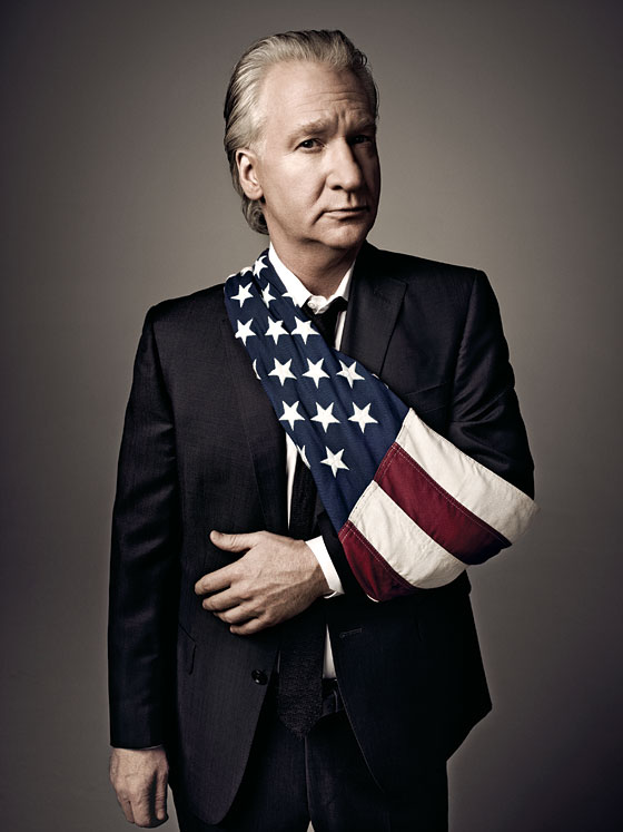 Bill Maher Photos
