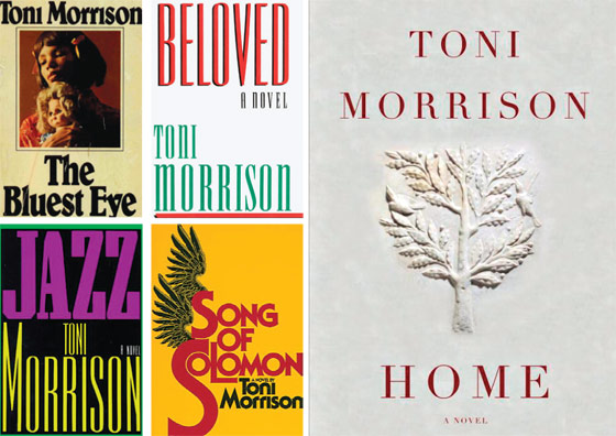 book home by toni morrison