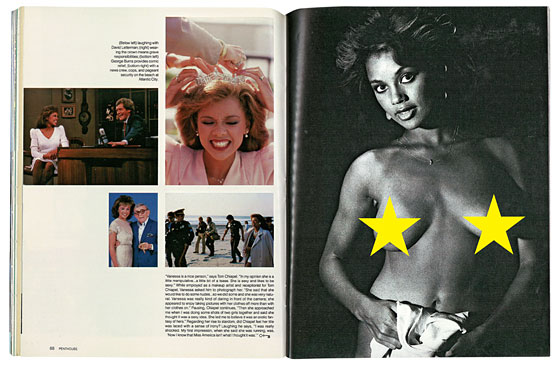 vanessa Penthouse williams magazine