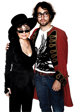 60 Minutes With Yoko Ono And Sean Lennon New York Magazine