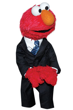Sexy and i know it elmo editon