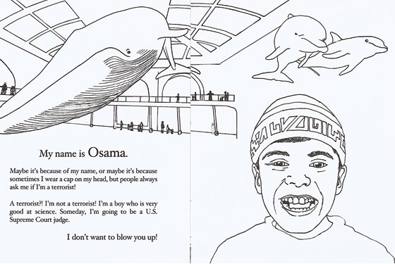 Can A Coloring Book Teach Tolerance Or Will It Just Blow Up In Its Authors Faces