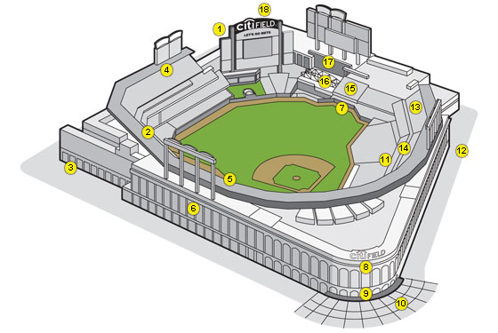 The Best Sight Lines, Eats, and More at the New Yankee Stadium and ...