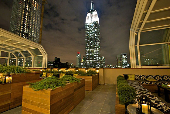Bar Buzz    Rooftop Bars    Summer 2012     New York Magazine