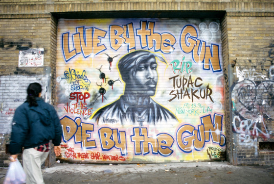 Weekend agenda april 6 9 2017 for 2pac mural new york