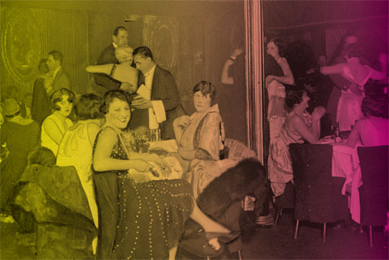 Speakeasies in new york