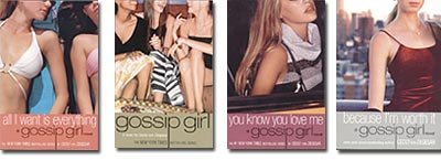 Apologise, but, Gossip girl book series all