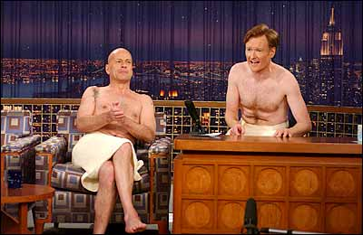 Conan o brien on the couch how the embodiment of new york comedy won