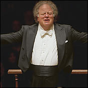 James Levine in New York.