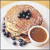 Clinton St. Baking Co. Pancakes in Best of New York.