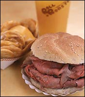 Roll-n-Roaster in New York's Where to Eat