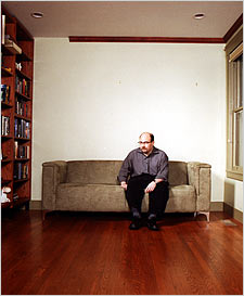 Craig Newmark Founder Of Craigslist In His San Francisco Apartment