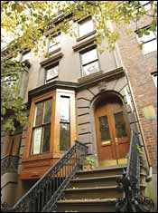 Brownstone Deals In Murray Hill Naomi Campbell S Apartment
