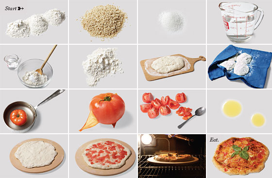 Co.'s Jim Lahey Shares His No-Knead Pizza Margherita Recipe - Eat ...