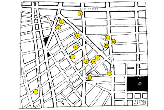 A Guide To West Village Coffee Shops New York Magazine