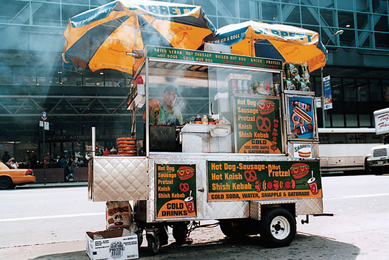 Best Food Stands In Nyc