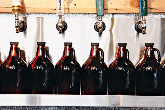 Brouwerij Lane Growlers