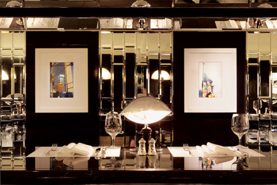 New york restaurant openings le caprice and tipsy parson - Deco cuisine new york ...