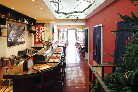New York Restaurant Openings - Cho Cho San Japanese Restaurant -- New ...