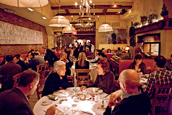 ... Platt on Ciano and Millesime -- New York Magazine Restaurant Review