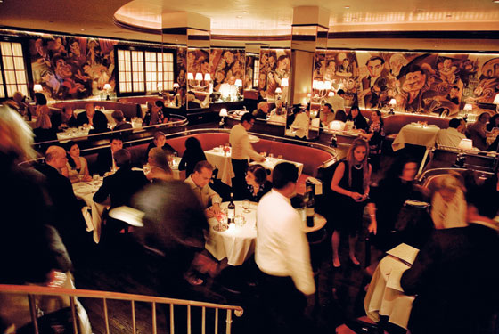 Monkey Bar -- New York Magazine Restaurant Review