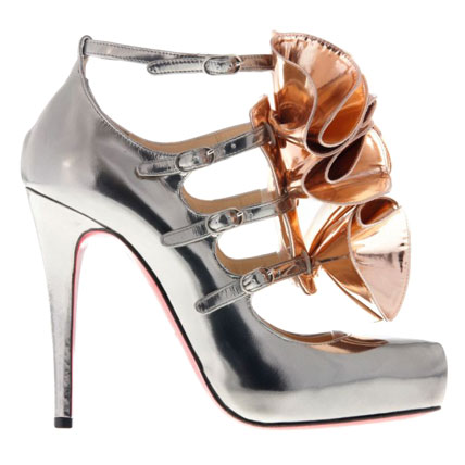 Shop-A-Matic -- Spring Shoes -- Dillian by Christian Louboutin :  shopping services style news accessories