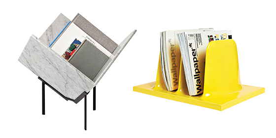 Magazine Racks, Korean Eyewear, and More New Stuff in New York Stores -- New York Magazine