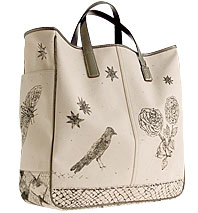 Many Limited Editions In The Retail World Aren T All That But Coach S Canvas And Leather Tote Designed Collaboration With Artist Kiki Smith