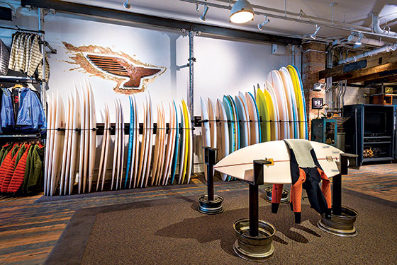 A Trio Of New Sporting Shops New York Magazine