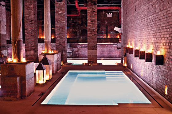 New York City Store Openings Aire Spa Opens In Tribeca New York Magazine