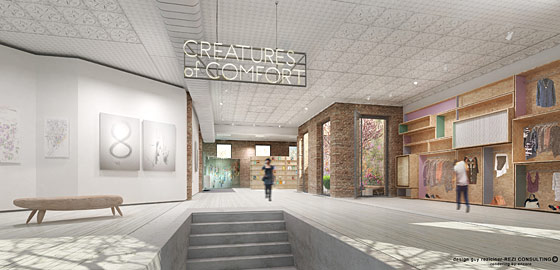 L a boutique creatures of comfort opens in nolita new for Design consultancy new york