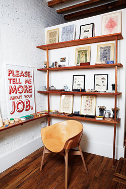 new york city store opening goods for the study opens in nolita