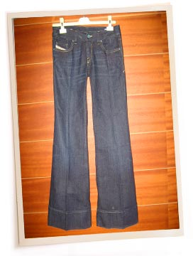 The Find - Wide-Leg Jeans
