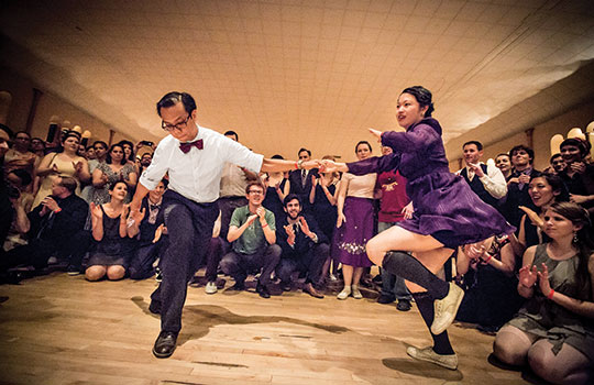whether you have two left feet or just appeared on dancing with the stars the best lindy hop and samba new york has to offer