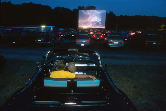 drive in theaters near new york city new york magazine. Black Bedroom Furniture Sets. Home Design Ideas