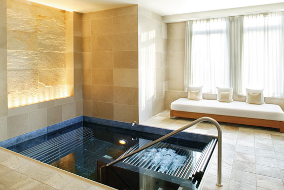 Top 5 Hotels With Spas