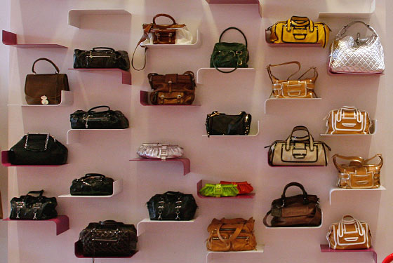 Top 5 Stores for Handbags -- New York Visitor's Guide -- New York ...
