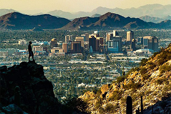 Phoenix Once A City For Asu Students And Snowbirds Is Becoming Well Known Its On Trend Restaurants Cutting Edge Arts Scene